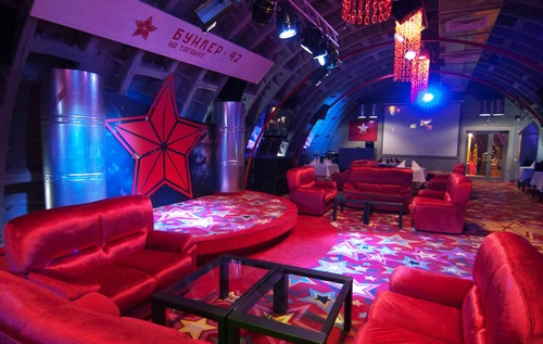 10-Bunker-42-Entertainment-Facility–Moscow-Russia