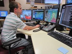 Meteorologist Career Information - IResearchNet