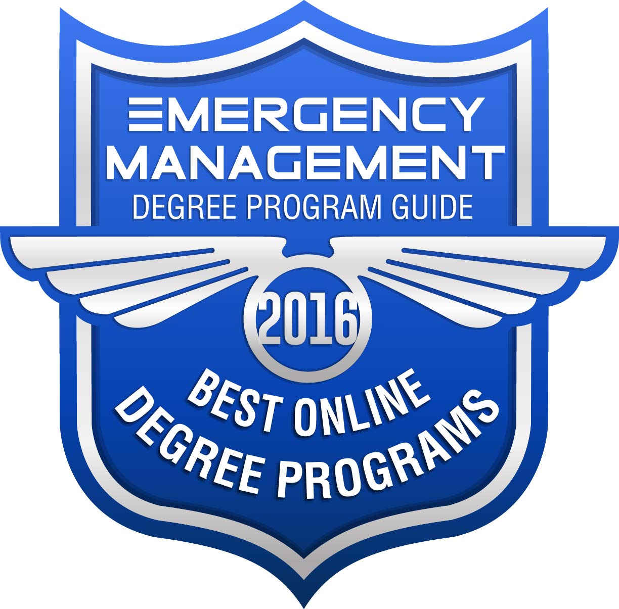 top 10 emergency management master s degrees online 2016 2017 click here for high resolution badge