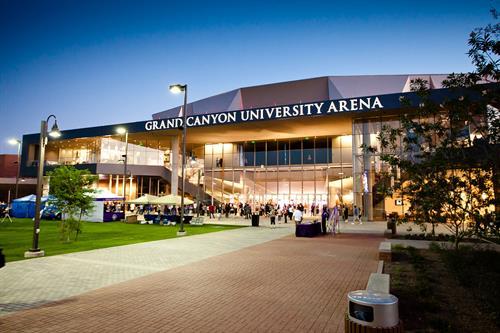 Grand Canyon University - 20 Best Online Emergency Management Bachelor's